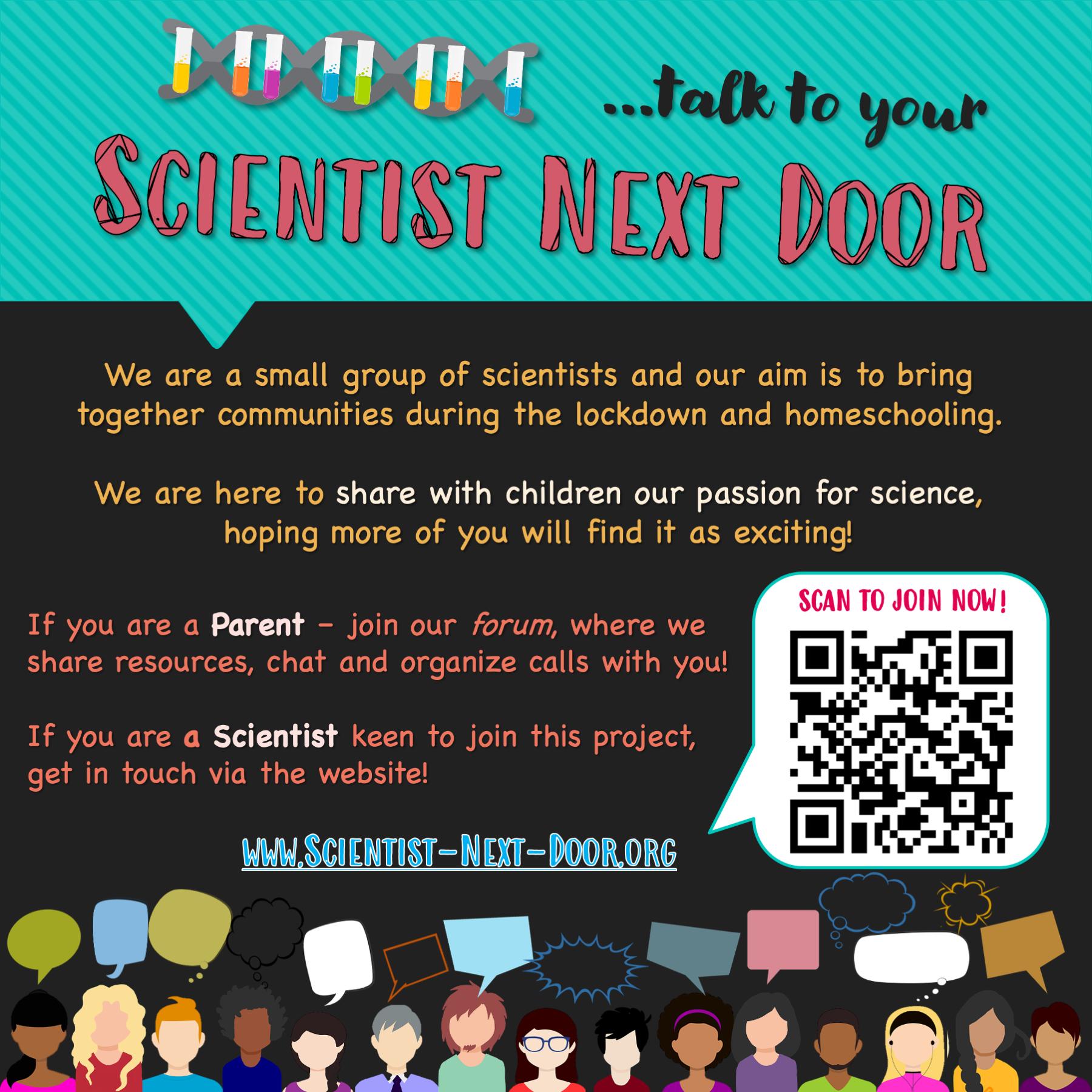 ScientistNextDoor